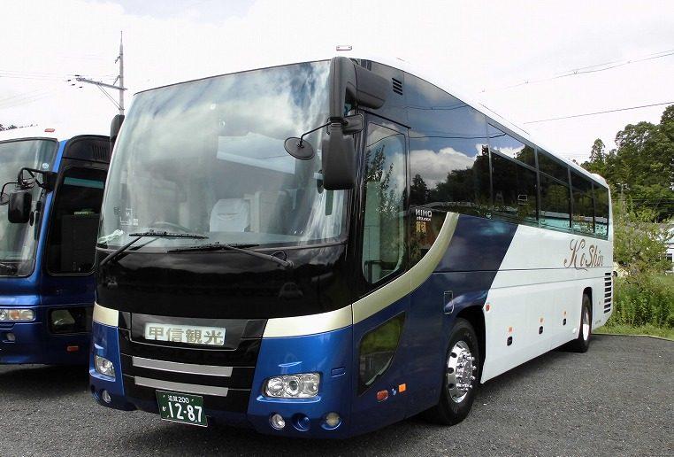 甲信観光バス